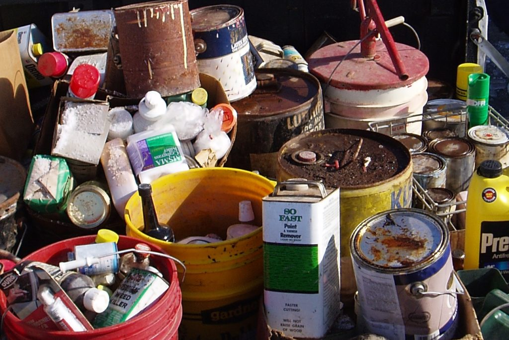 Hazardous Waste Disposal Birmingham