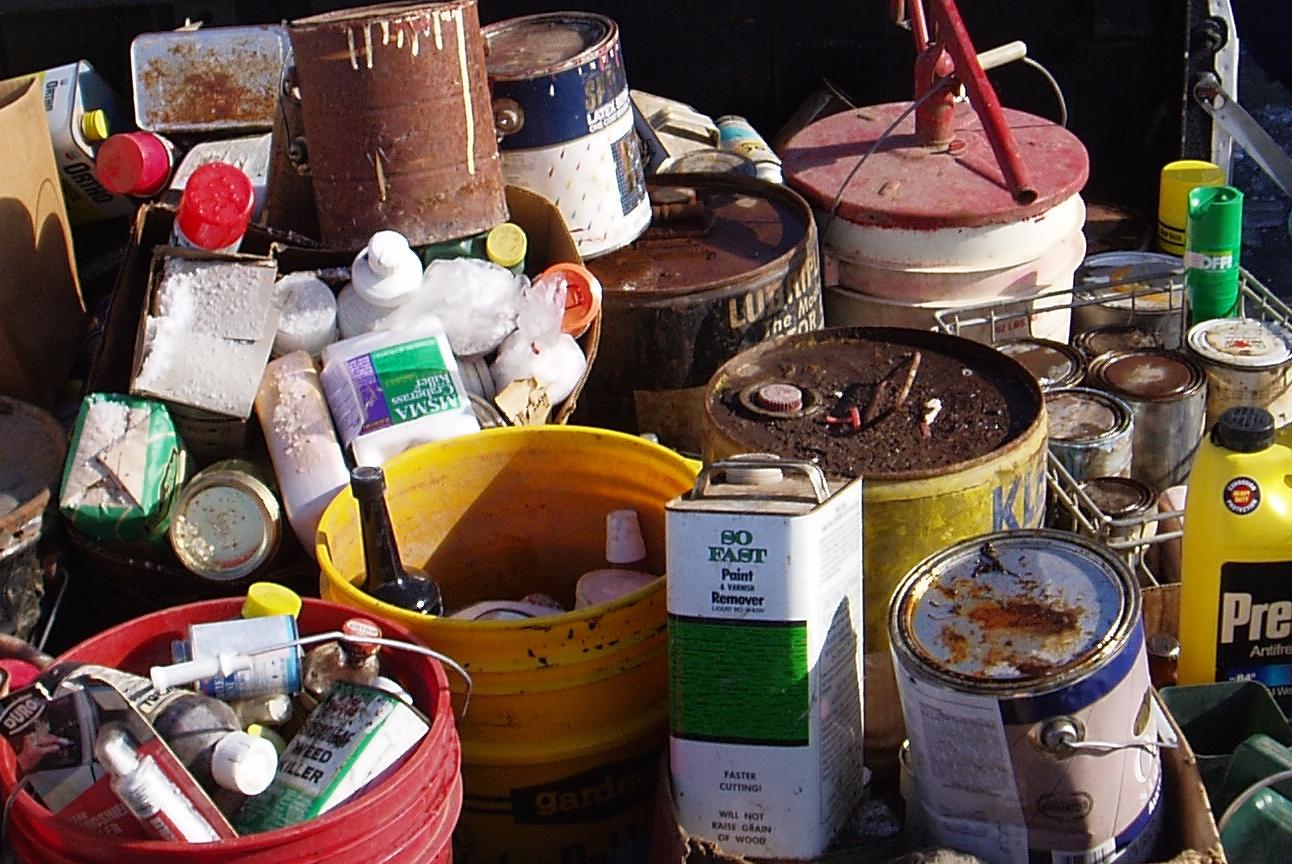 Hazardous Waste Disposal Birmingham