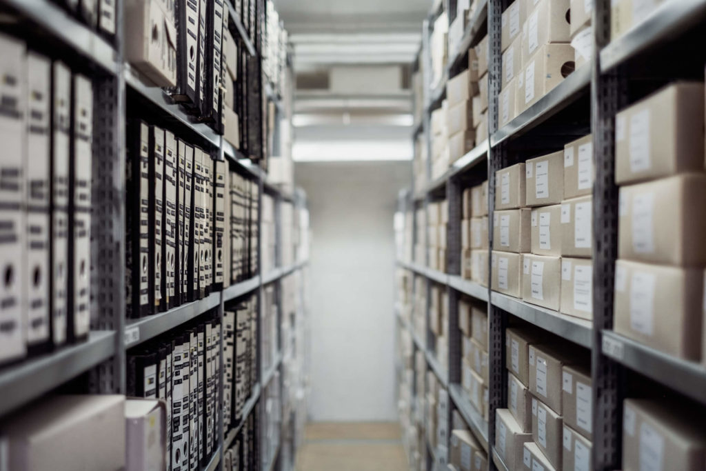 Record Management and Storage (1)